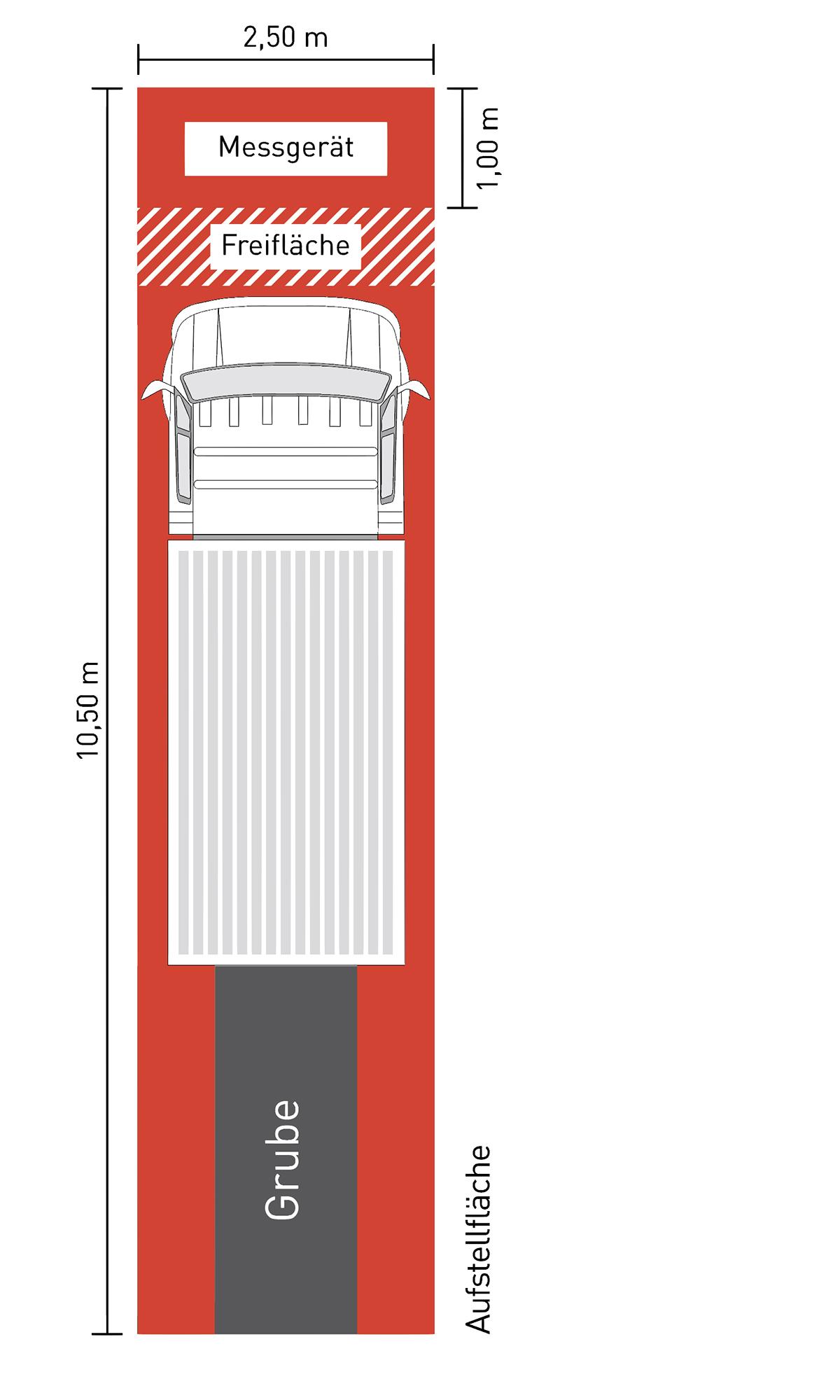 Scheinwerfereinstellplatz Lichteinstellplatz Aschaffenburg – Einstellplatz Fahrerassistenzsysteme für PKW und Nutzfahrzeuge