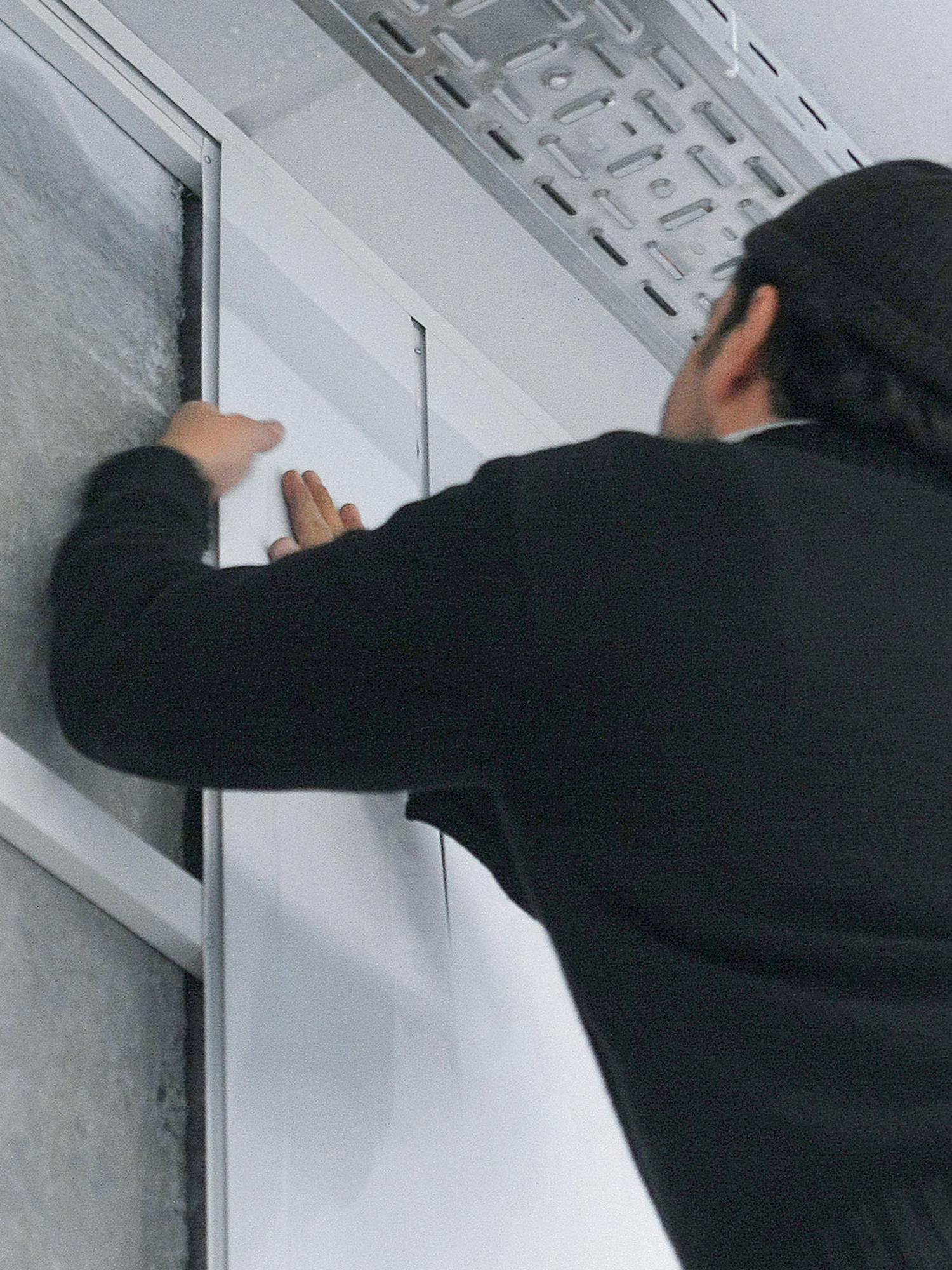 NSI PHG Sanierung Waschstrasse Waschhalle Paneele Detail